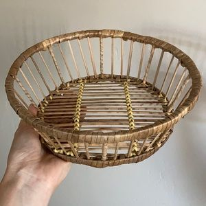Unique Wicker Tray